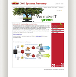 DMD Systems Recovery - Homepage