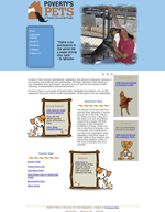 Poverty's Pets - Home Page - 2009